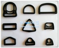 Plastic D-Ring