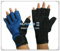 2.5mm fingerless neoprene 스포츠 장갑 -002