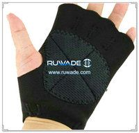 Fingerless neoprene gloves -004-1