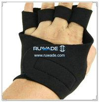 Fingerless neoprene gloves -004