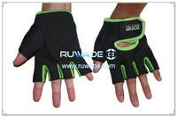 2.5mm fingerless neoprene cycling gloves -007