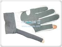 Low cut neoprene fishing gloves -004-1