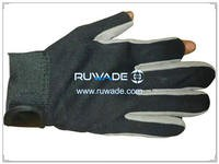 Low cut neoprene fishing gloves -004-2