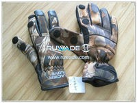 2.5mm low cut camo neoprene gloves -006