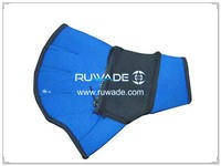 3mm neoprene webbed swimming gloves -007