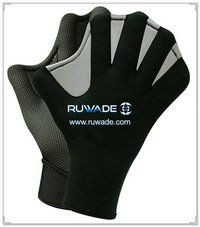 2mm neoprene webbed gloves -011