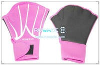 2mm neoprene webbed swimming gloves -013