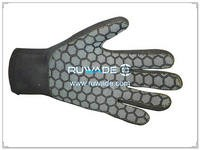 3mm full finger neoprene diving gloves -013