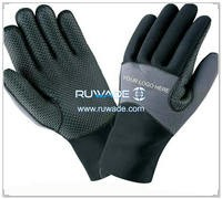 5guanti neoprene mm per le immersioni subacquee -026