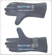 3mm full finger neoprene sport gloves -033