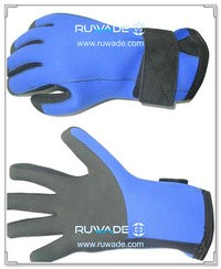 3mm full finger neoprene sport gloves -036