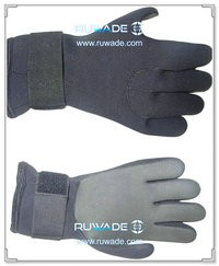 3mm full finger neoprene sport gloves -040