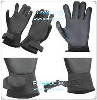 3mm full finger neoprene sport gloves -042