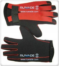 3mm full finger neoprene sport gloves -045