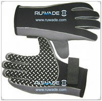3mm full finger neoprene sport gloves -046