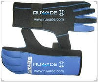 3mm full finger neoprene sport gloves -048
