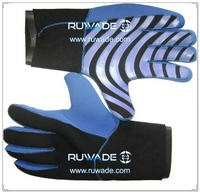 3mm full finger neoprene sport gloves -051