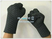4mm full finger neoprene diving gloves -053