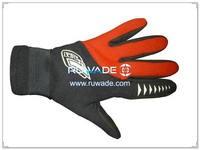 2.5mm completa di guanti ciclismo dita in neoprene -013