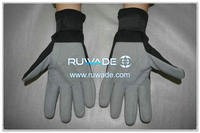 2mm full finger neoprene sport gloves -016