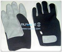 2mm full finger neoprene sport gloves -017