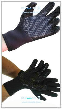 2mm full finger neoprene fishing gloves -018