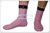Neoprene mid socks -034