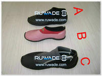 Neoprene beach shoes -006