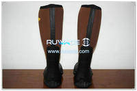 Waterproof neoprene rubber boots -011