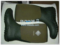 Waterproof neoprene rubber boots -012