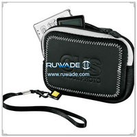 Rectangular style neoprene camera bag -019