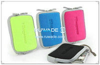 Rectangular style neoprene camera case -024