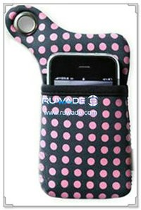 Neoprene mobile phone pouch -030