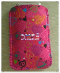 Neoprene mobile phone case -052