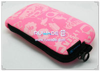 Neoprene mobile phone case cover pouch -068