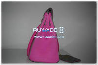 Neoprene ladies handbag -001