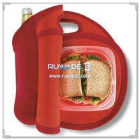 Neoprene lunch/picnic bag -001-6
