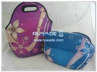 Neoprene lunch/picnic bag -002