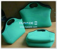 Neoprene lunch/picnic bag -018-2