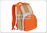 2 persons oxford picnic backpack -005