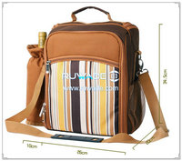 4 persons oxford picnic backpack -008