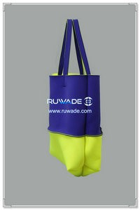 Neoprene shopping bag -001