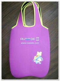 Neoprene shopping bag -002