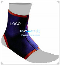 Neoprene ankle support brace -012