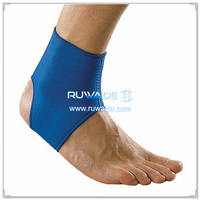 Neoprene ankle support brace -016