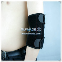 Neoprene supporting steel strips elbow support brace -014
