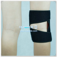 Neoprene supporting steel strips knee support brace -045