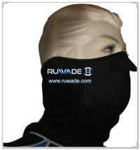 Neoprene motorcycle/bike/cycling half face mask -002