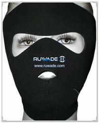 Neoprene motorcycle/bike/cycling full face mask -005