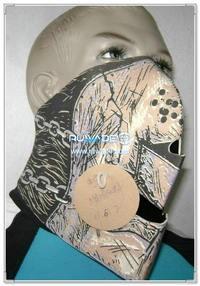 Neoprene motorcycle/bike/cycling full face mask -052
